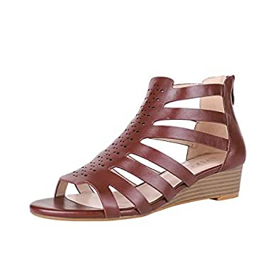 Taiyu Maroon Sandals Shoes For Women
