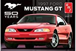 AMT 1:25 Scale 1997 Ford Mustang GT 50th Anniversary Model Kit by AMT