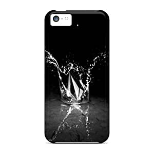 Great Hard Cell-phone Cases For Apple Iphone 5c (zvH3291WEHe) Allow Personal Design High Resolution Volcom Pictures