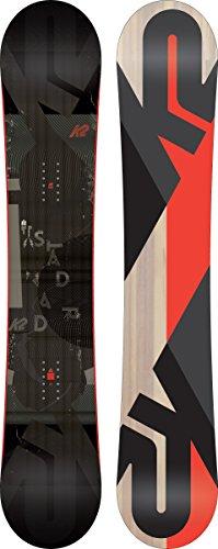 K2 Standard Snowboard - Wide 2017, 163 Rocker Wide Snowboard