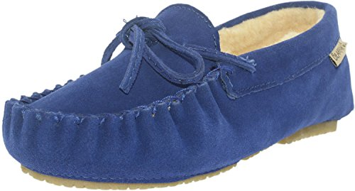 Blue Women's Ashlyn BEARPAW Cobalt BEARPAW Women's Blue Ashlyn Women's BEARPAW Cobalt qETPg