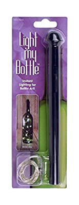 Fortune Products LMB-15W-12 Light My Bottle Lights (Pack of 12)