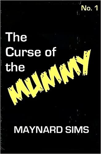 Book The Curse of the Mummy: Volume 1 (The Cursed)