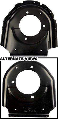 APDTY 035318 Strut Tower Rust Repair Cap Front Left (Driver-Side) Fits 1996-2000 Chrysler, Dodge, Plymouth (Replaces 5080008AA, 5080009AA)