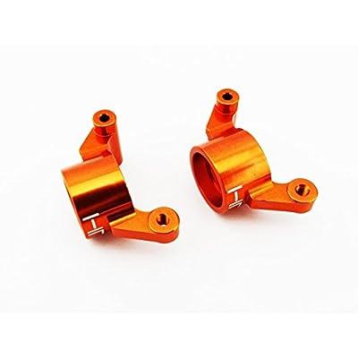Hot Racing DMD2203 Aluminum Rear Hubs - Dromida 1/18: Toys & Games