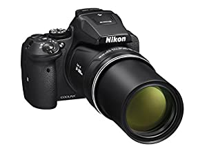 Nikon COOLPIX P900 Digital Camera with 83x Optical Zoom and Built-In Wi-Fi(Black) by Nikon