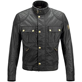c93b1365ba Amazon.com: Belstaff Mojave 2.0 wax cotton jacket black XXL: Automotive