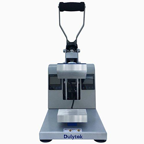 Dulytek DM1005 솔벤트없는 로진 오일 추출을위한 수동 열 프레스..
