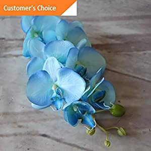 Hebel Artificial Butterfly Orchid Silk Flower Wedding Party Fake Home Bridal Decor US | Model ARTFCL - 1125 | 79