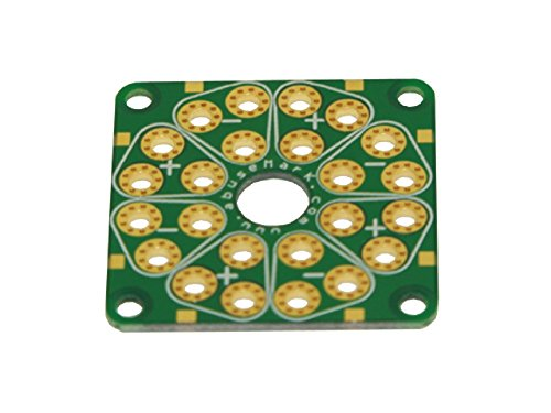 Multirotor Power Distribution Board 36x36mm by ABUSEMARK