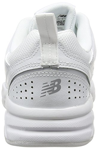 New Balance Women's 624v4 Fitness Shoes, Weiß White (White 100)