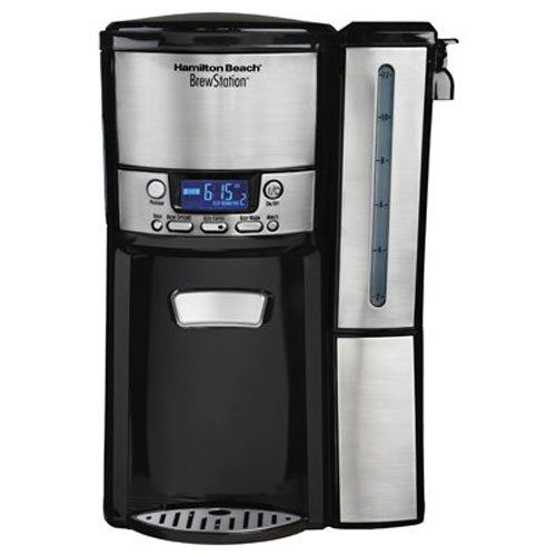 Hamilton Beach Programmable BrewStation 47950