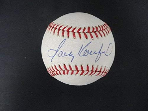 Sandy Koufax Signed Baseball Autograph Auto AF01850 - PSA/DNA Certified - Autographed Baseballs ()