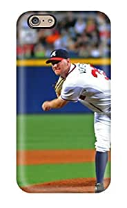 Premium Atlanta Braves Back Cover Snap On Case For Iphone 6