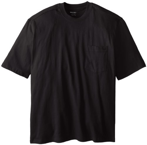 Wolverine Men's Renegade Short Sleeve Tee, Black, Large