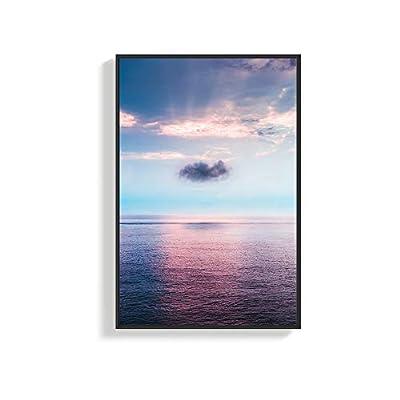 Framed for Living Room Bedroom Seaside for 24