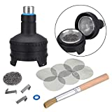 Best Vaporizers - Howarbee Replacement Easy Valve Filling Chamber Housing Filter Review