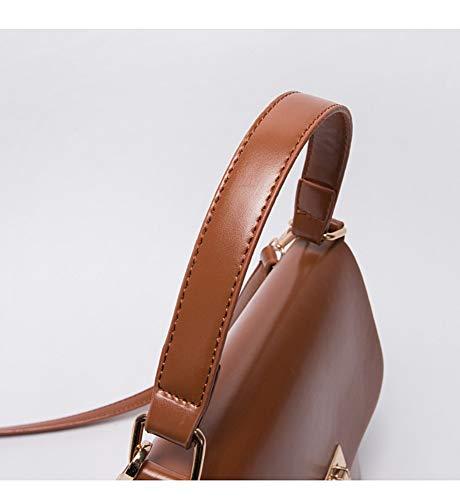 Moda Crossbody Bandolera Retro Simple Bag De Salvaje Hxkb A1 1FIUqq
