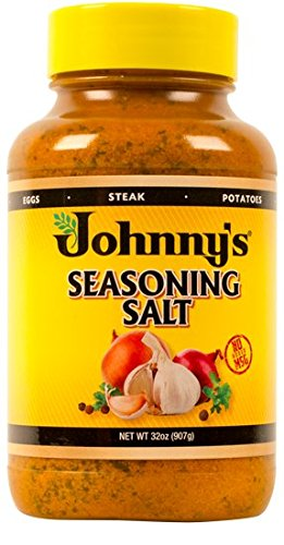 Johnny's Seasoning Salt, 32-ounce (Johnnys Seasoning)