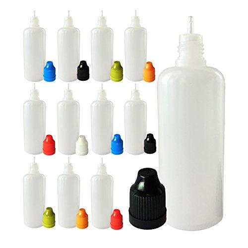 510 Central Plastic Dropper Bottles product image