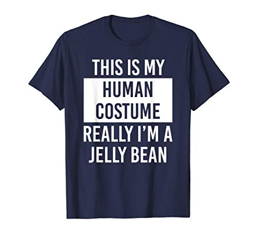 Really I'm Jelly Bean Funny Christmas Gift T Shirt -
