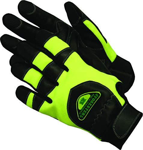 Forester Safety Green Chainsaw Safety Glove (X Large)