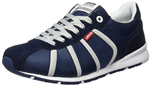 Les Herren Levi Almayer Blau Sneaker Ii (bleu Marine)