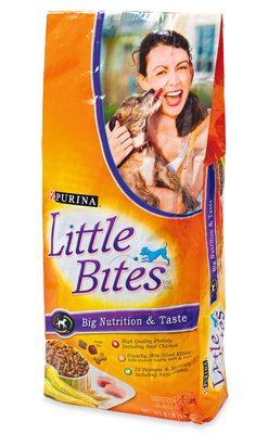 Purina Dog Chow Little Bites Real Chicken & Beef Adult Dry D