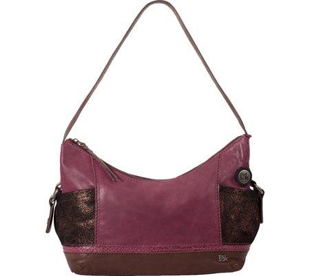 Sak Kendra Leather Hobo Bordeaux Block Multi, Bags Central