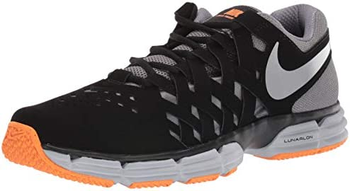 Noreste piel probabilidad  Amazon.com | Nike Men's Lunar Fingertrap Cross Trainer | Fitness &  Cross-Training