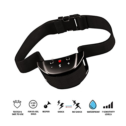 Quddle Bark Collar FANTASTIC 2018 Anti Bark Module for sale  Delivered anywhere in USA