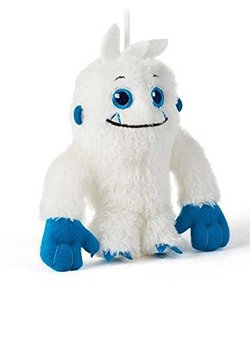 - Hallmark Polariffic Pals Abominable Plush Christmas Ornament Snowman by Northpole