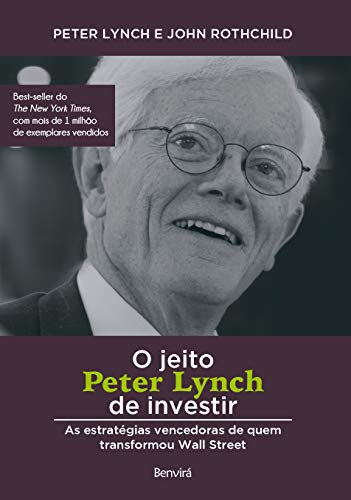 jeito Peter Lynch investir ebook