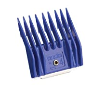 Andis High Quality Plastic Universal Snap-On Small Clipper Comb, Size 4, 1/4-Inch Cut, 6mm