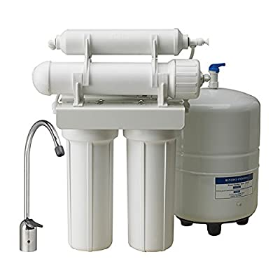 Pentek (161079) 4-Stage RO-2550 Reverse Osmosis System 50 GPD