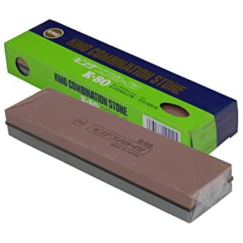 KING 250/1000 Grit Combination Waterstone