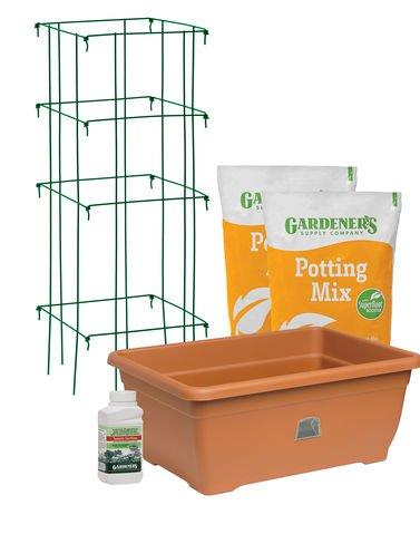 Gardeners Supply Company Tomato Success