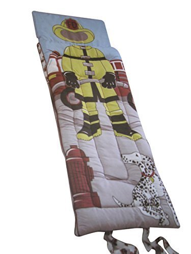 Authentic Kids Fireman Sleeping Bag by Authentic Kids (Image #1)