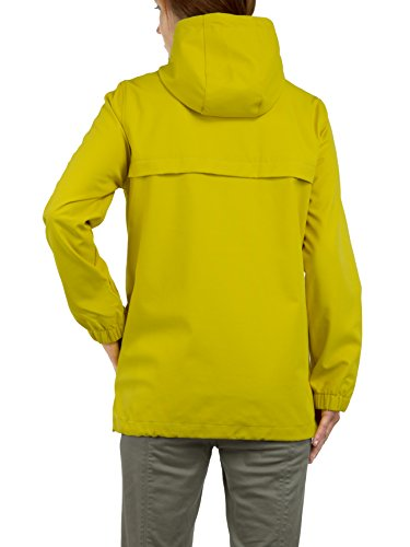 Roamers & Seekers - Abrigo impermeable - para mujer Signage Yellow