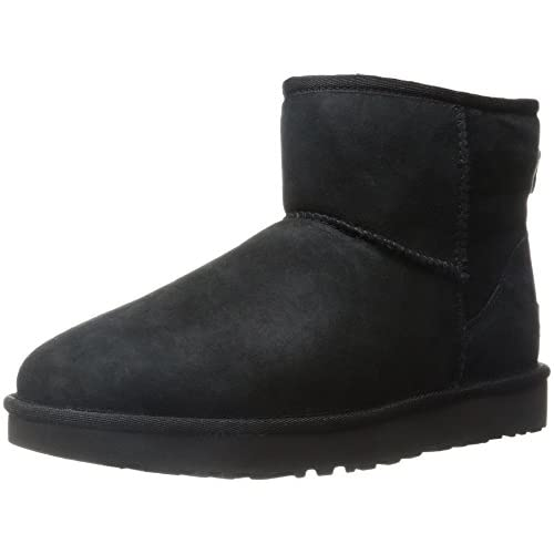 UGG Women's Classic Mini Ii Winter Boot - 41Aie0k3TKL. SS500 - Getting Down Under Ankle and Bootie