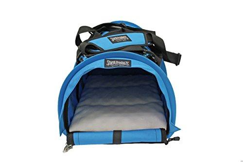 (Sturdi Products Bag Pet Carrier, Large, Blue Jay)
