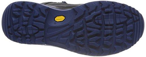 Renegade 9751 Gtx Lowa Hautes Mid Randonnée jeans Gris Hommes anthrazit De Marron Chaussures d75aqrw5