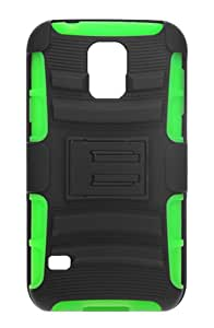 MK Case Cover for Cellphone S5 Green