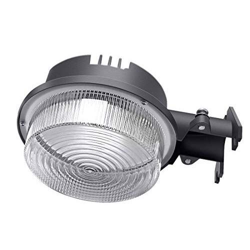 50W Dusk to Dawn LED Outdoor Barn Light, 500W Equivalent Super Bright LED Floodlight with Photocell 6250lm Ultra-bright Area Light,5000K Daylight, ETL-listed,Perfect for Area Yard Path Garage Lighting