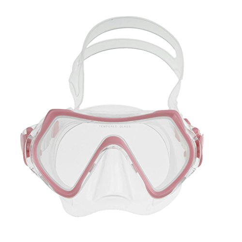 f858c4c7c24d BXT Kids Junior Boys Girls Silicone Anti-fog Leakproof Swimming Goggles  Scuba Diving Snorkeling Mask Tempered Glass Lens Watertight Wide Clear View  Swim ...