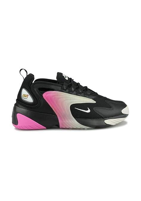 RoseSchuhe 2K Zoom BlackWhite China Damen Nike 2IHED9