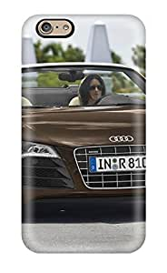Durable Audi R8 Spyder 36 Back Case/cover For Iphone 6