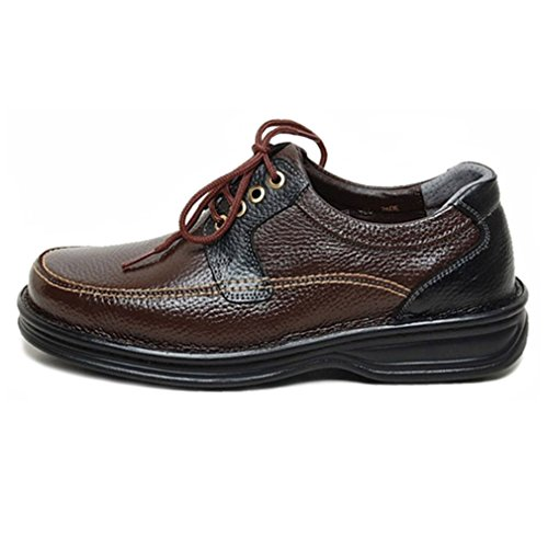 Canvas Sneakers Mens Flats On Loafers Slip Stripped Casual EpicStep Simple Brown Lightweight Shoes 6Xxy1Hqqnw