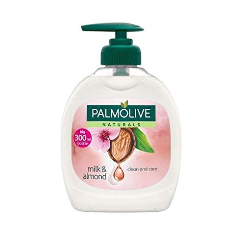 Palmolive Naturals Nutriente Lavar a mano con 300 ml de leche de almendras: Amazon.es: Salud y cuidado personal