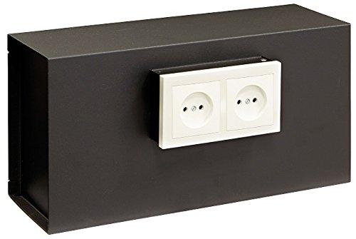 Arregui Caja Fuerte camuflada para Rejilla Enchufe Color Negro 23000w-S1 product image